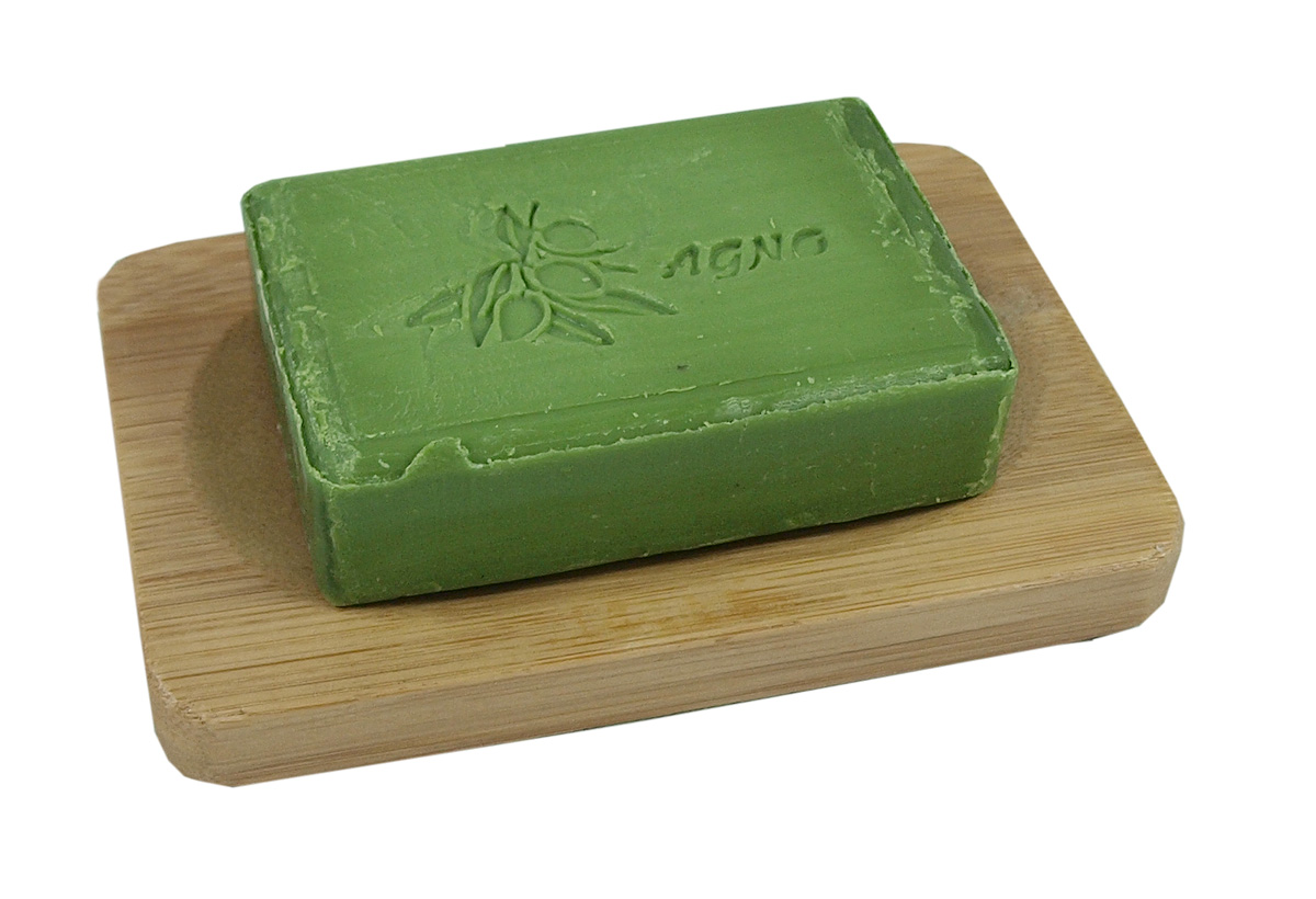 Agno olivtvål oparfymerad 100g