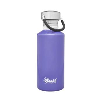 Cheeki vattenflaska rostfritt stål 500 ml lavendel lila