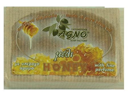 Agno olivtvål honung