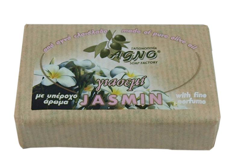 Olivtvål 100g honung från Jasmin