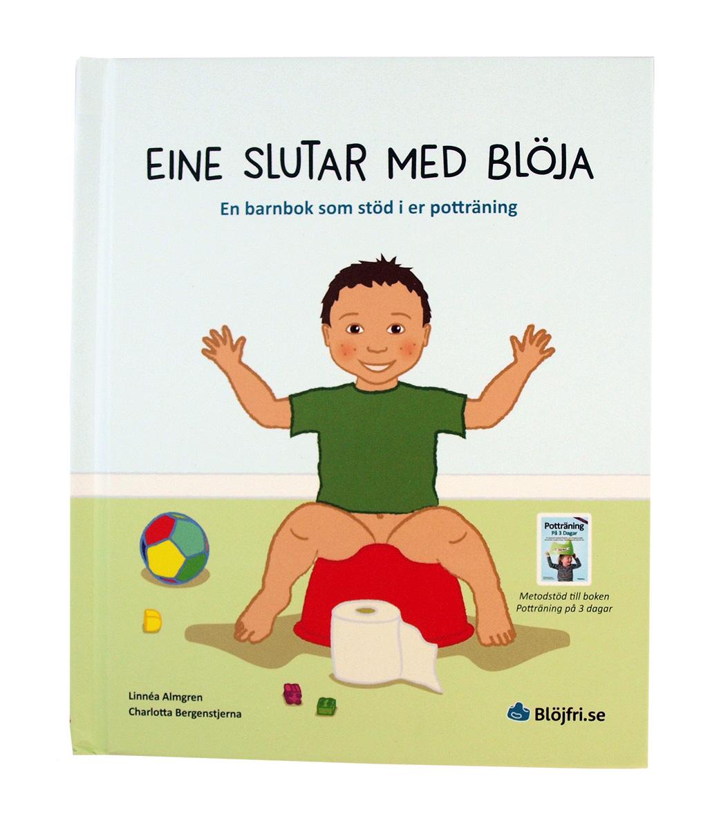 Bok: Eine slutar med blöja hjälper ditt barn med potträningen Blöjfri
