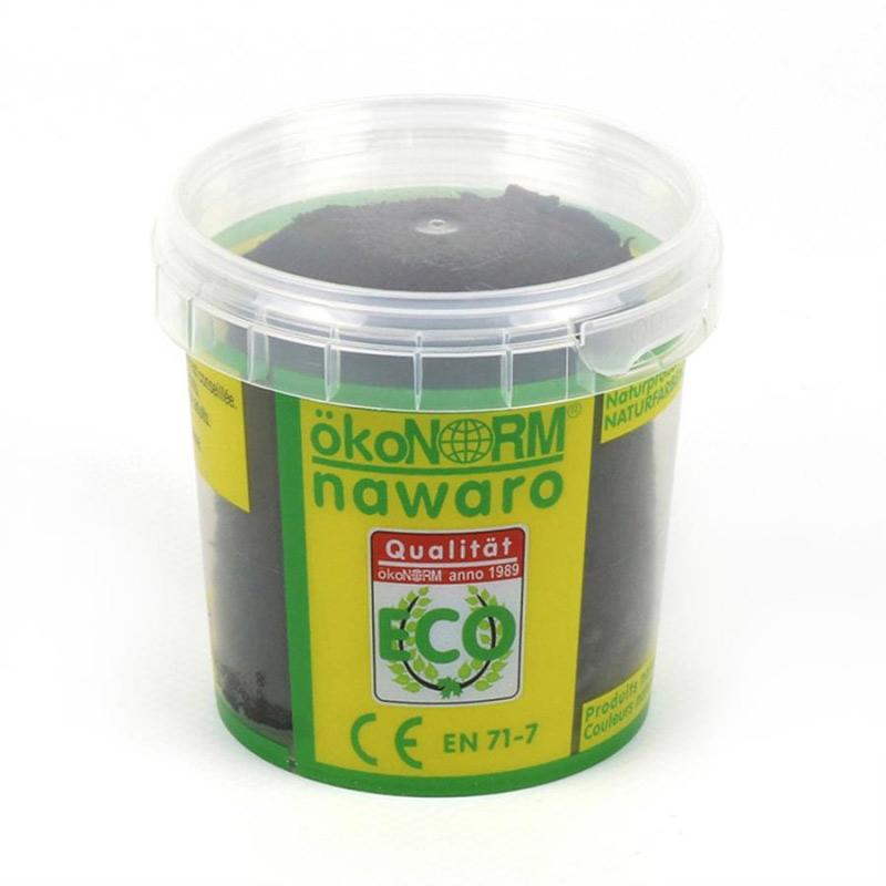 Ekologisk och giftfri leklera svart ÖkoNorm