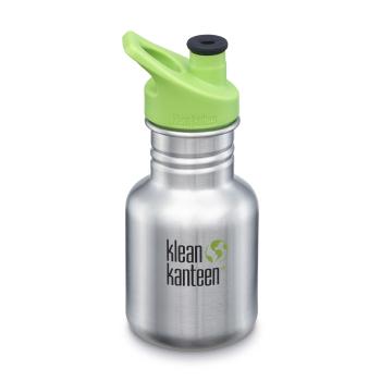 Vattenflaska 355 ml Classic Klean Kanteen Brushed Stainless