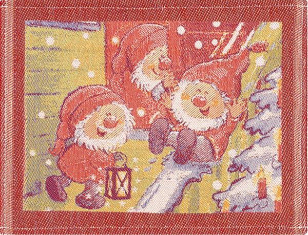 diskduk julskoj Linneväveriet Ekelund