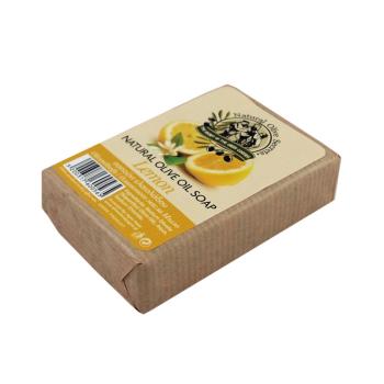 Olivtvål 100g med citrondoft från Agno 100g
