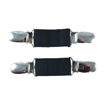 Minimundus vanthållare svart nickelfritt clips