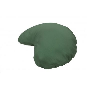 Ekologisk amningskudde, amningspuff fylld med boveteskal salviagrön