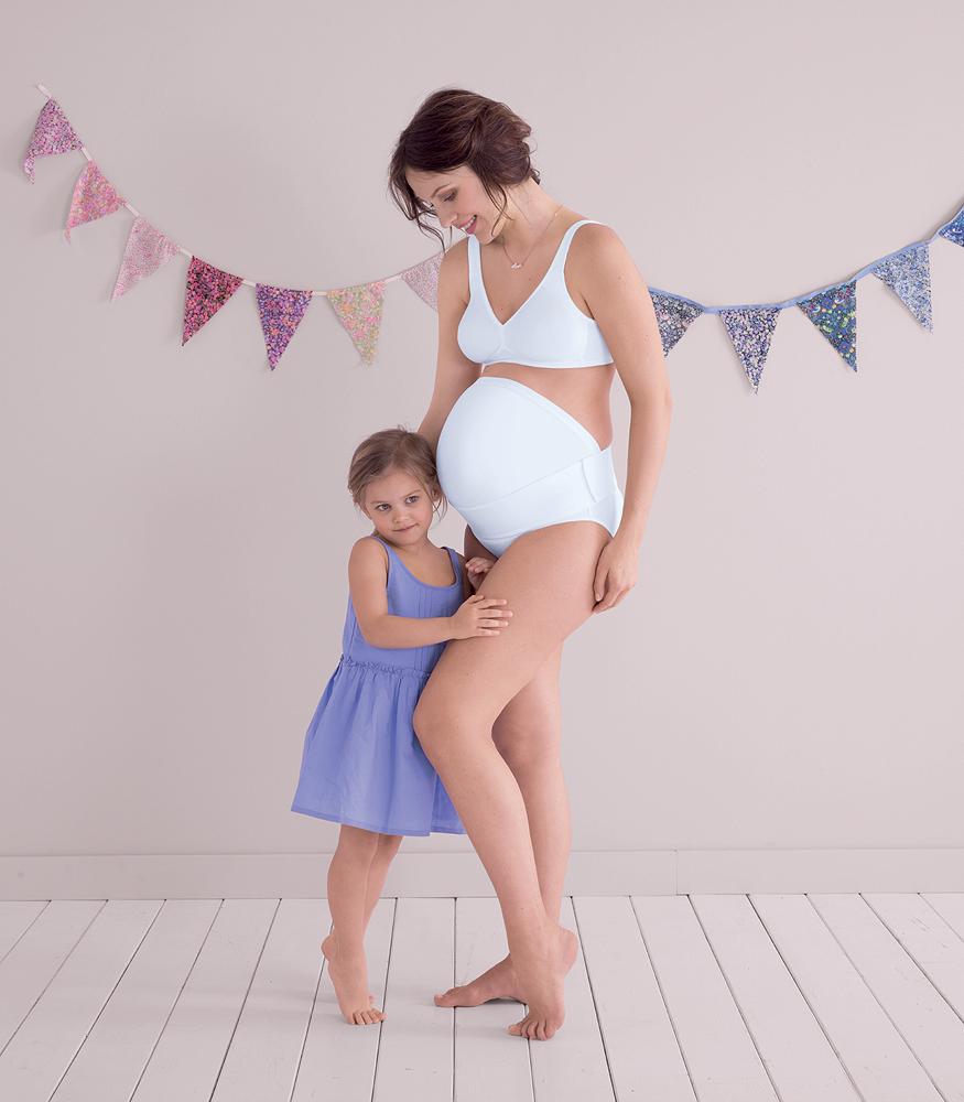 BabyBelt stödgördel vit Anita Maternity