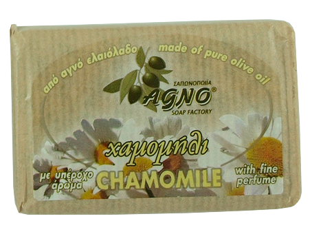 Agno olivtvål kamomill