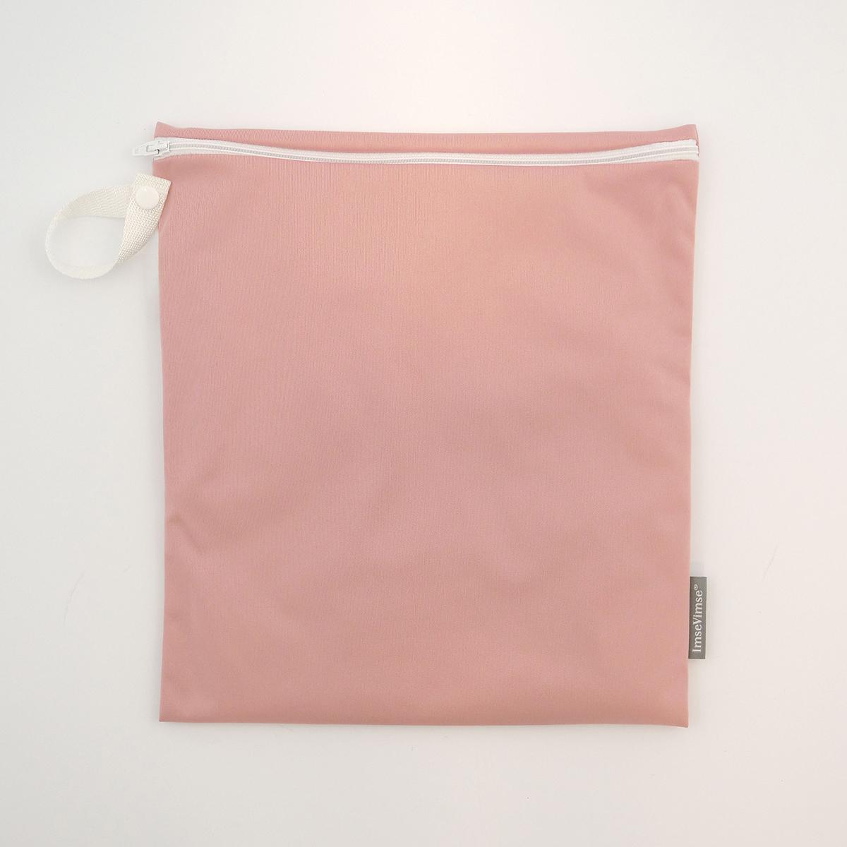 Wet Bag med dragkedja PUL-påse ImseVimse blossom
