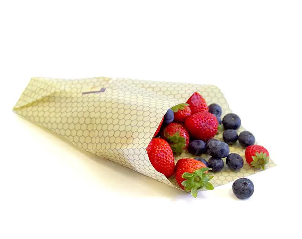 Beeskin bivaxduk det naturliga, återanvändbara och hållbara alternativet till plastfolie.