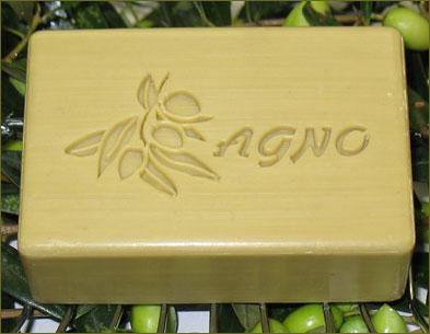 Agno olivtvål 86% olivolja 100g
