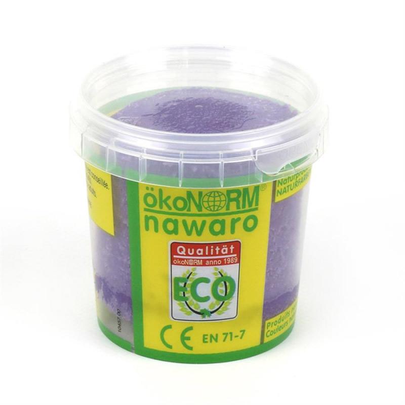 Ekologisk och giftfri leklera lila ÖkoNorm