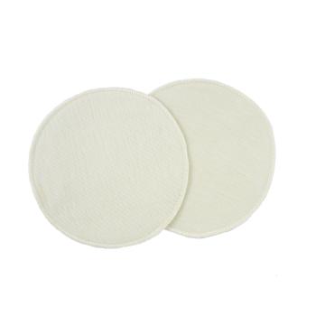 Minimundus bröstvärmare av 100% ekologisk ull runda 14 cm i diameter