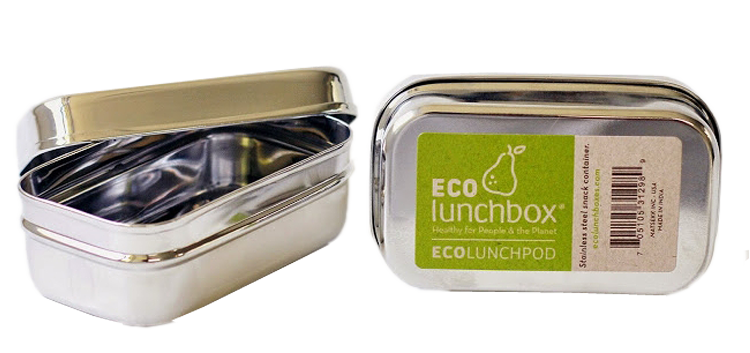 Matlåda mini LunchPod eco lunchbox rostfritt stål 150 ml