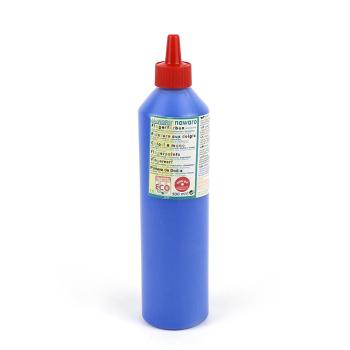 Ekologisk fingerfärg 500 ml blå ÖkoNorm