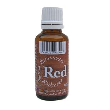 olja av rödceder 30 ml