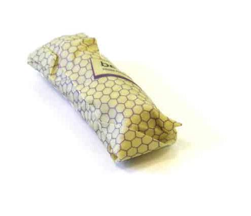 Beeskin bivaxduk det naturliga, återanvändbara och hållbara alternativet till plastfolie. Förvara maten giftfritt, enkelt och smart