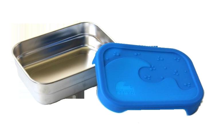 ECOLunchbox splashbox rostfritt stål med läckagesäkert lock av silikon 800ml