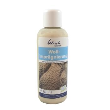 Ullkur bevarar ullklädernas naturliga egenskaper naturlig oparfymerad Ulrich Natürlich