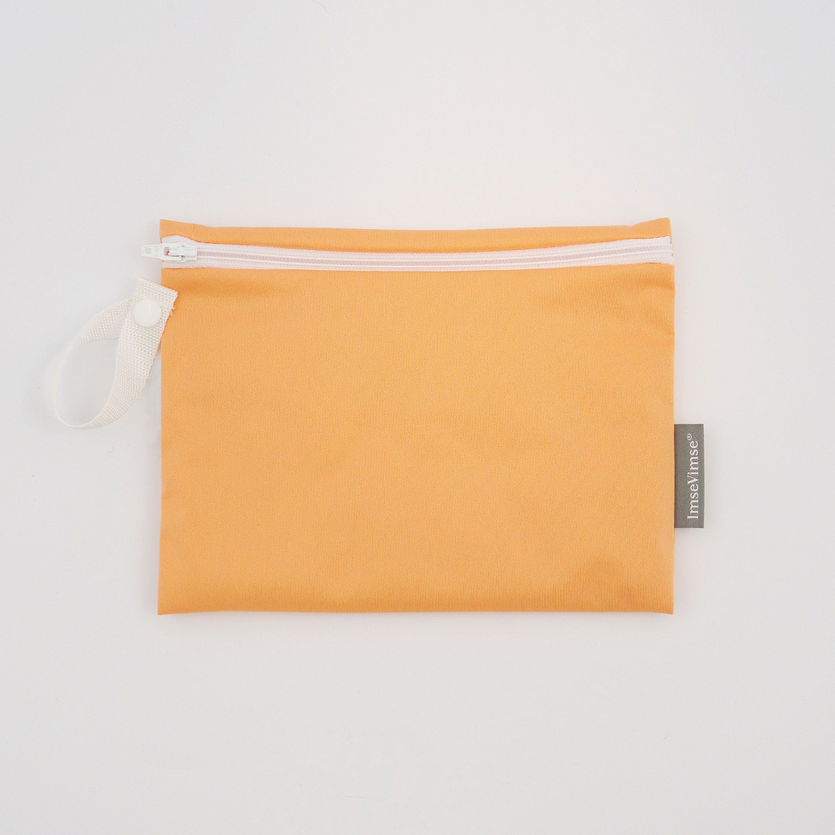 ImseVimse Mini Wet Bag/PUL-påse förvaringsficka peach