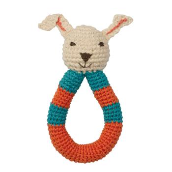 Virkad babyskallra kanin ekologisk Hoppa