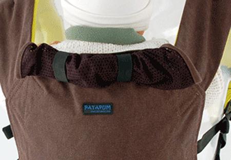 patapum bärsele huvudskydd