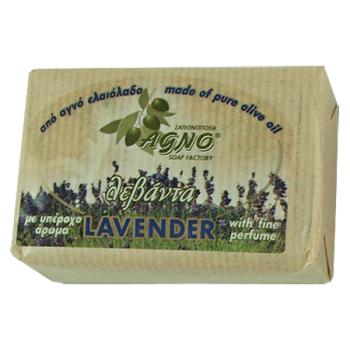 Agno olivtvål lavendel