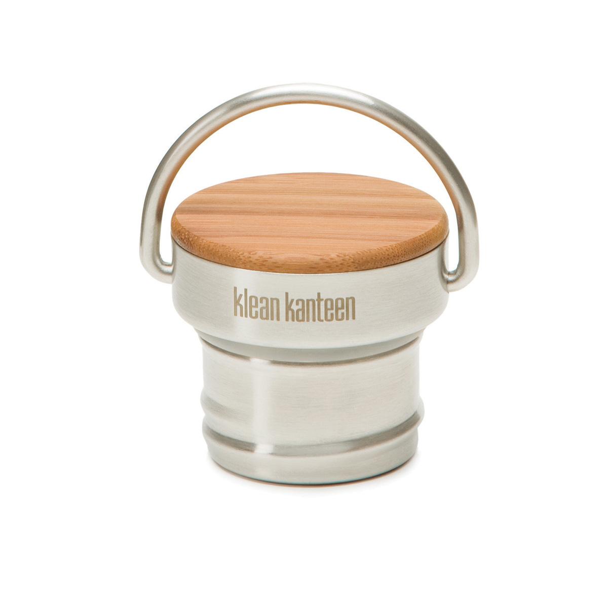Bambukork till Klean Kanteen Classic vattenflaskor