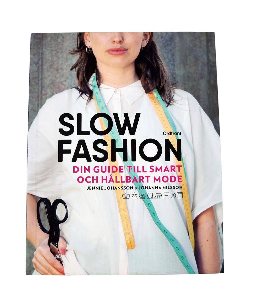 Bok Slow Fashion Jennie Johansson och Johanna Nilsson