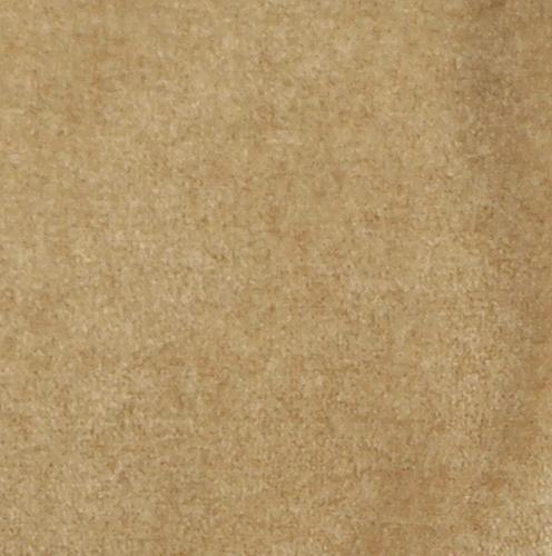 Velour av 100% ekologisk färgväxande bomull Coloured by Nature brun