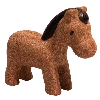 Häst av PlanWood giftfri träleksak från PlanToys