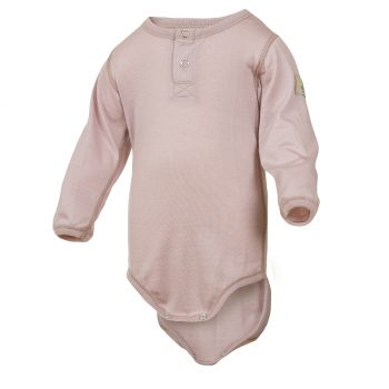 Janus LightWool body 100% merinoull gammalrosa