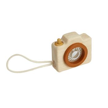 PlanToys minikamera med kalejdoskåp