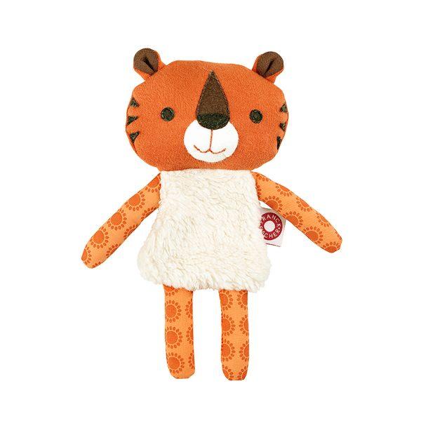 Trisse Tiger orange babyleksak mjukis