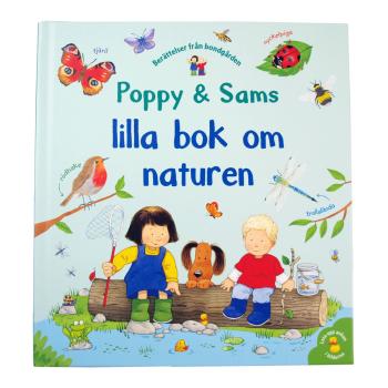 Poppy o Sams lilla bok om naturen Berättelser frän bondgården Tukan Förlag